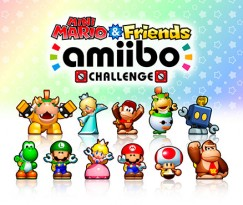 mini mario and friends amiibo challenge une