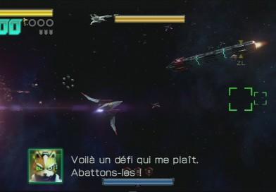 Gamingday : les bonus amiibo de Starfox Zero