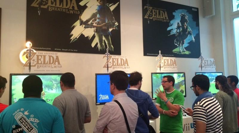 Event Post E3 Nintendo : Paper Mario, DQ VII, Amiibo et tout le reste…