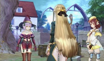 atelier sophie the alchemist of the mysterious book 3
