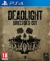 deadlight director's cut jaquette ps4