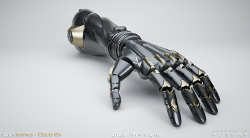deus ex mankind divided adam jensen arm