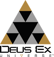 deus ex universe logo