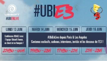 e3 2016 planning ubisoft