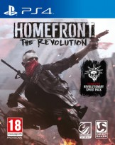homefront the revolution jaquette ps4