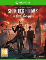 sherlock holmes the devil's daughter jaquette xbox one