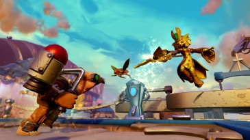 skylanders imaginators golden queen 1