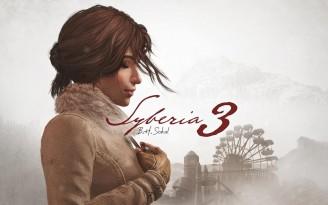 syberia 3 poster