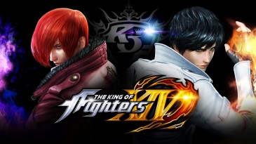 the king of fighters xiv logo
