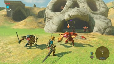 the legend of zelda breath of the wild 1