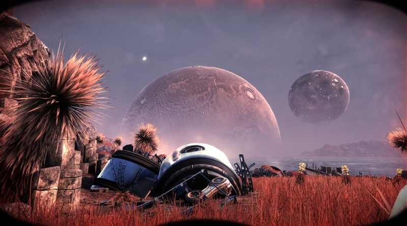 Test : The Solus Project (PC)