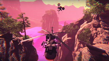 trials of the blood dragon 4