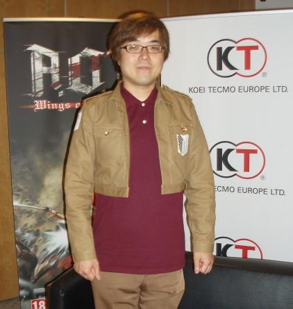 Hisashi Koinuma, Producteur