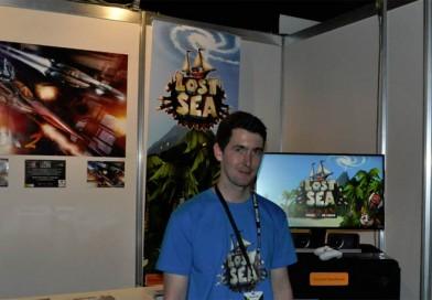 Aidan Price, Game Designer de Lost Sea, nous parle de la difficulté de faire un jeu
