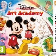 Test : Disney Art Academy (3DS)