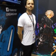 Japan Expo 2016 : Rencontre avec Chris King (NIS America)