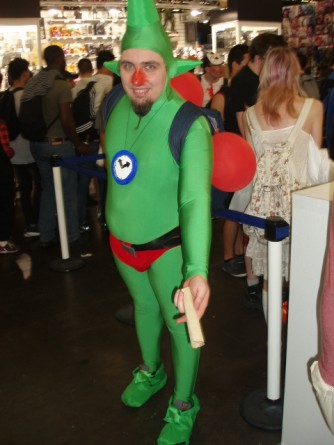 japan expo 2016 cosplay tingle