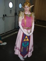 japan expo 2016 cosplay zelda
