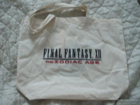 japan expo 2016 goodies final fantasy xii 2