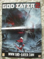 japan expo 2016 goodies god eater