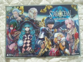 japan expo 2016 goodies star ocean