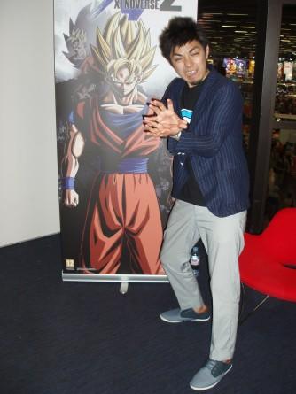japan expo 2016 masayuki hirano