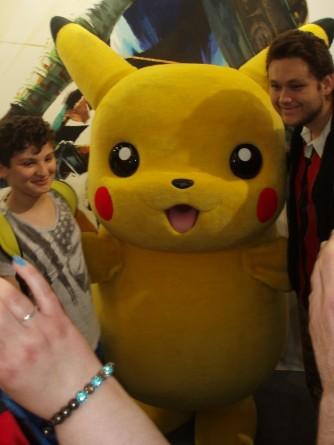 japan expo 2016 pikachu