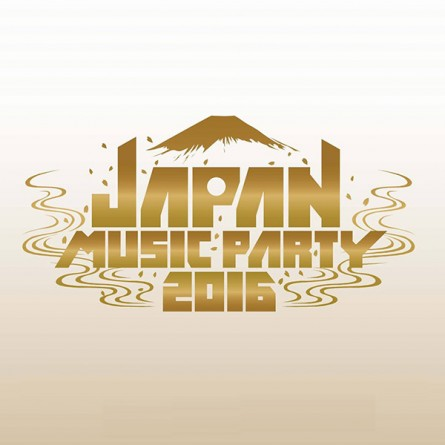 japan music party 2016 logo