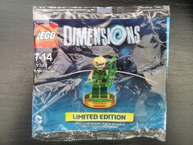 lego dimensions polybag green arrow