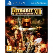 romance of the three kingdoms xiii jaquette ps4