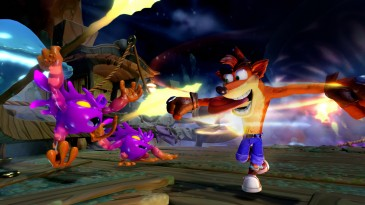 skylanders imaginators crash bandicoot 1