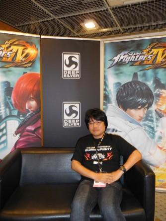 Yasuyuki Oda, Producteur