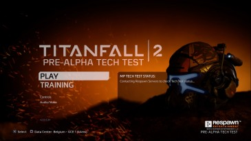 Titanfall 2 Tech Test 3