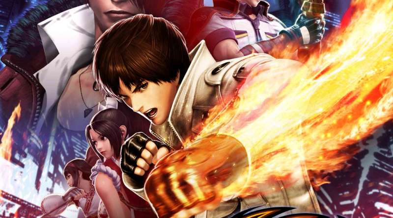 Test : The King of Fighters XIV (PS4)