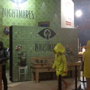 PGW 2016 : Stand Bandai Namco et petite preview de Little Nightmares !