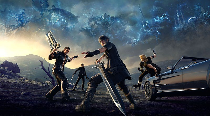 Test : Final Fantasy XV (PS4)