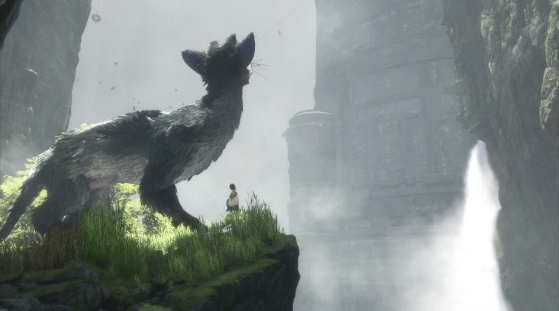 Test : The Last Guardian (PS4)