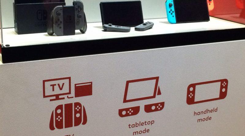 On a testé la Nintendo Switch et ses premiers jeux !