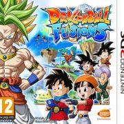 Dragon Ball Fusions disponible en exclusivité sur 3DS