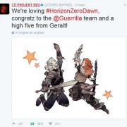 Gamingday : Witcher VS Horizon