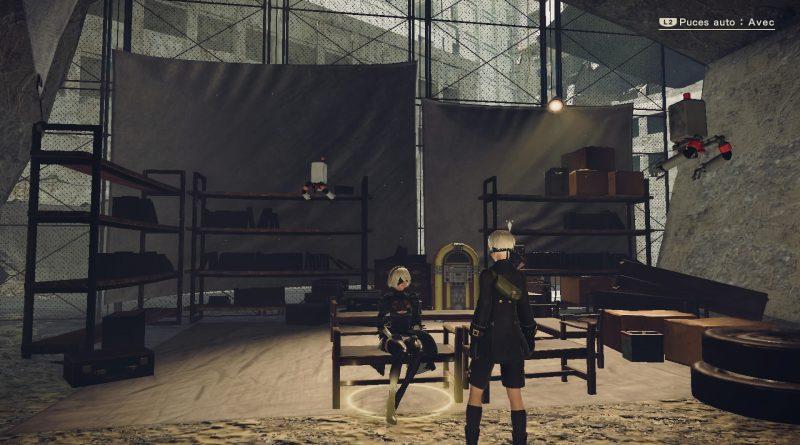 Test : Nier : Automata (PS4)