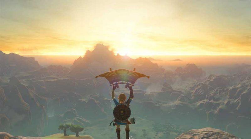Test : Zelda Breath of the Wild (Wii U)