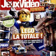 Gamingday : Jeux Vidéo Magazine Junior et son beau policier Lego City