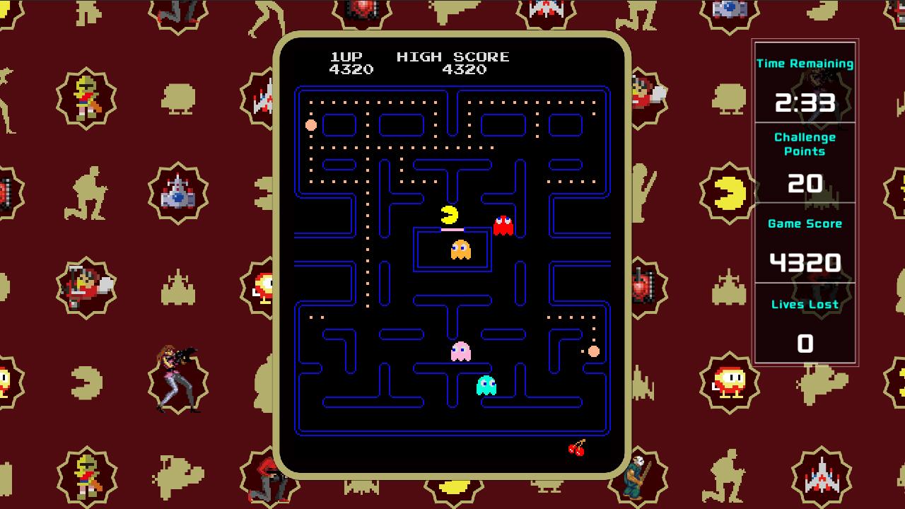 Namco Museum : la compilation rétrogaming disponible sur Nintendo Switch