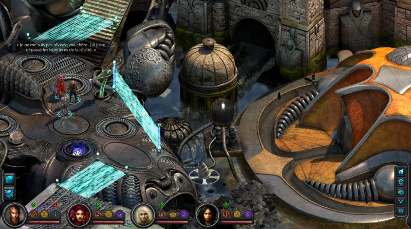 Test : Torment – Tides of Numenéra (PC)