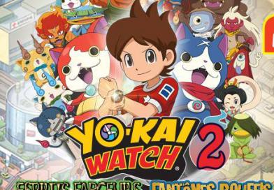Test : Yo-kai Watch 2 (3DS)