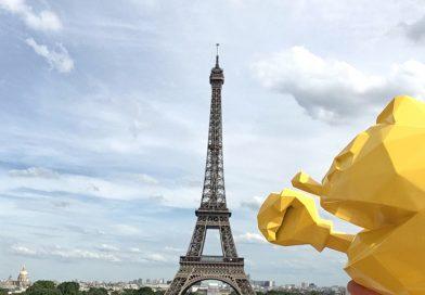 Des sculptures Pac-Man inédites pour son 37e anniversaire !