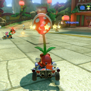 Test : Mario Kart 8 Deluxe (Switch)