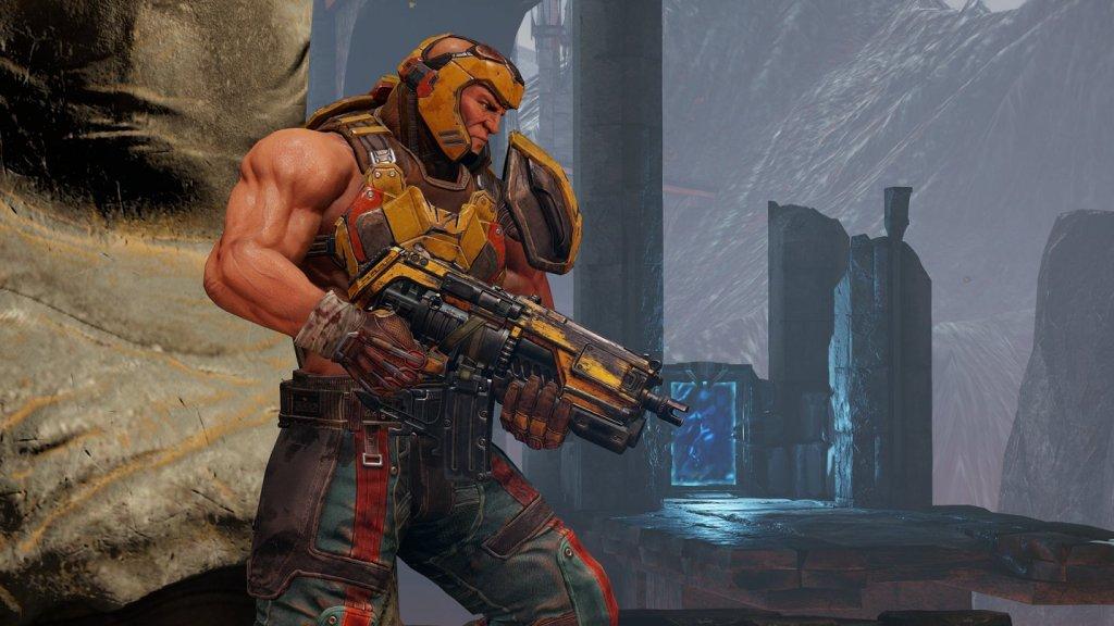Quake Champions présente le mode Duel