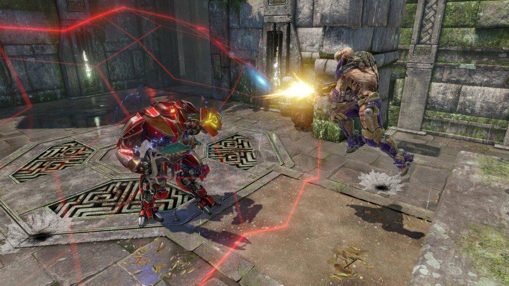Quake Champions, Mode, Duel, 1v1, Quake